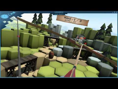 Longbow VR - The Lab