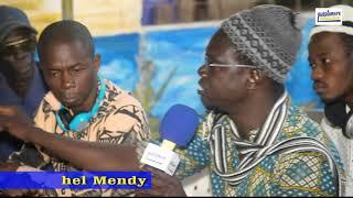 Pape  Michel Mendy  la violence se  trouve que dans l'arène politique et  la lutte
