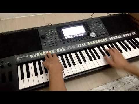 Pilu - Asmidar Darwis melayu song #yamaha #psr970 #keyboardist #cover