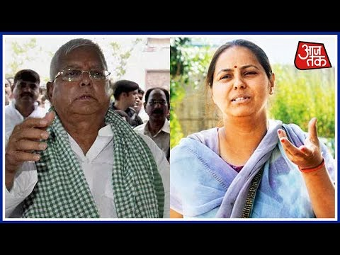 I-T Slaps Benami Assets Law Against Lalu Prasad's Family: Khabare Superfast