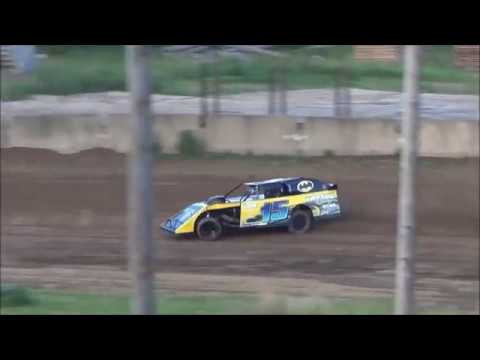 250 Speedway Modified Heat Races 6-15-2018