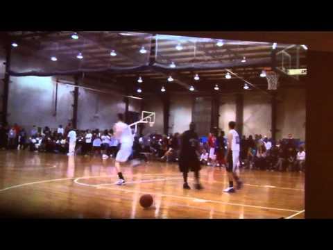 Bradley Miller USA Deaf Basketball Regional Tournament