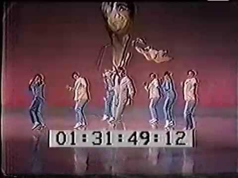 David Winters dancers on The Steve Allen Comedy Hour