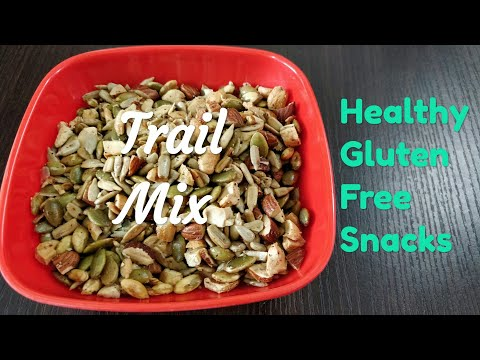 Dry Fruit Trail Mix Recipe Indian | Nut Mix | Gluten Free Recipe | Healthy Recipe