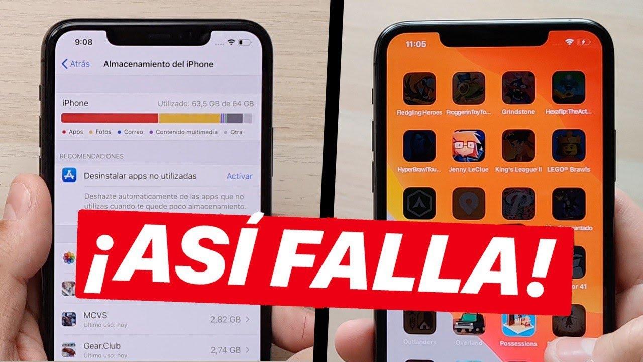 Photo of iPhone 11 Pro MAX AL LIMITE!! Hasta que FALLA!! – ايفون