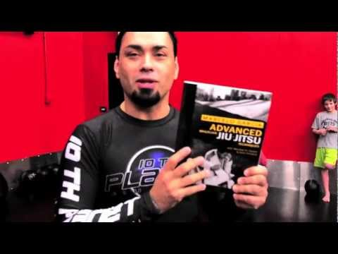 "Eddie Bravo speaks on Marcelo Garcia's ""Advanced Brazilian Jiu Jitsu"" book"