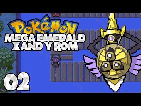 Pokemon Mega Emerald XY Edition - Episode 2 (Two Gyms + Team Aqua)