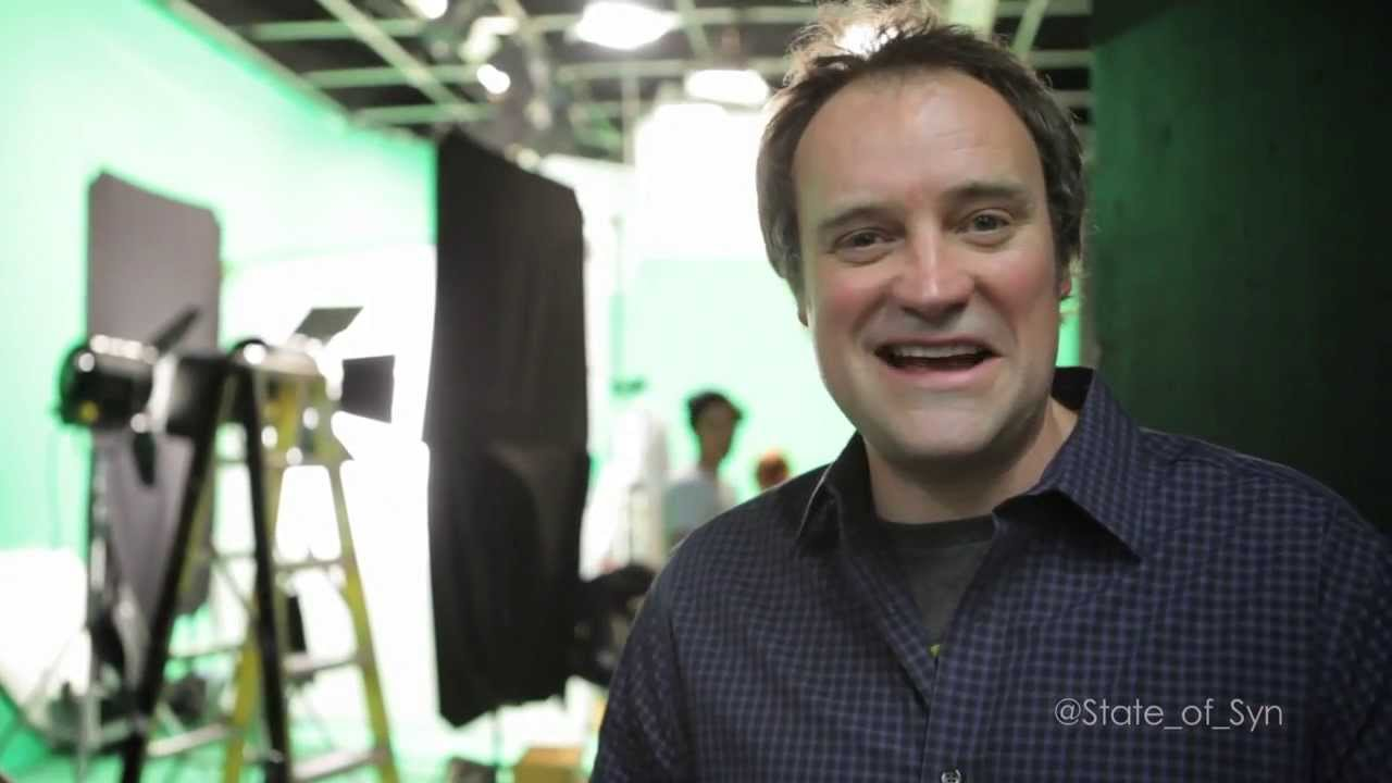 David Hewlett 2013 State Of Syn - David H...