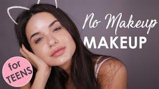 No Makeup Makeup For Teens With Maya | مكياج طبيعي ناعم للمراهقات مع مايا