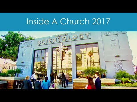 Tour Inside A Church of Scientology - 2017