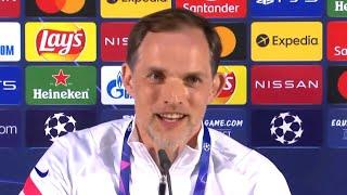 Thomas Tuchel - Man City v Chelsea - Pre-Match Press Conference - Champions League Final