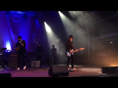 The Last Shadow Puppets - Last Night I Dreamt... (w/Johnny Marr) live @ Castlefield Bowl (4-cam mix)