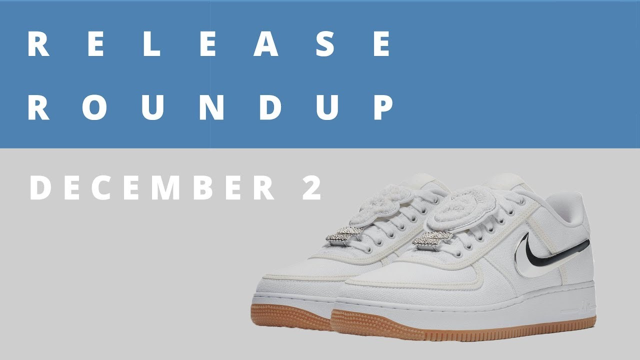 6e6bb91bbc Stash Explains How He Reunited with Nike, Travis Scott Air Force 1, and  More | Release Roundup