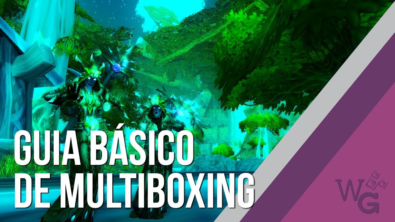 WoW Girl ~ Guia básico para Multiboxing (2 ou mais