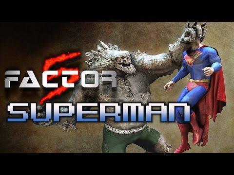 Superman/Blue Steel Tech Demo By Factor 5