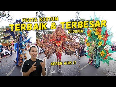 MALANG FLOWER CARNIVAL - FULL VIDEO / MFC 2019 ( Joshua Jalan Jalan )