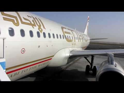 [Flight Report] ETIHAD AIRWAYS | Abu Dhabi ✈ Doha | Airbus A320 | Economy