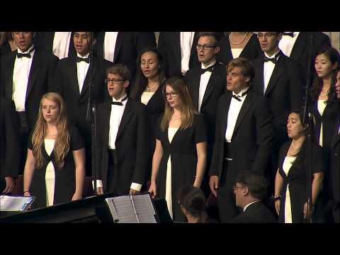 BYU–Hawaii  Concert Choir's