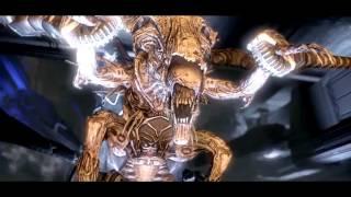 Прохождение игры Aliens Vs Predator Полная версия. Компания чужого.