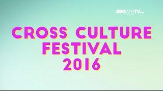 SURABAYA CROSS CULTURE INTERNATIONAL FOLK ART FESTIVAL 2016 - TARIAN AMERICAN FOOTWORKS