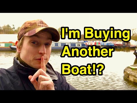 I'm Buying Another Boat!?