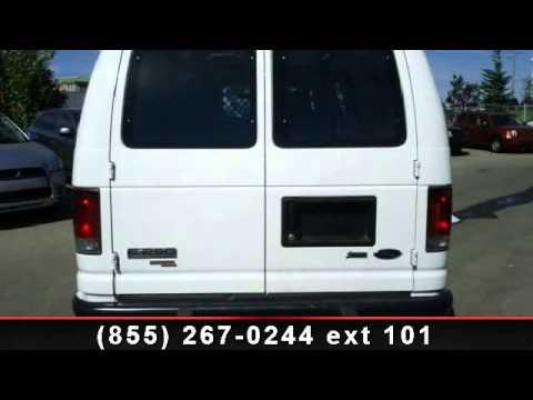 2012 Ford Econoline Cargo Van - Platinum Mitsubishi - Call