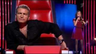 "Dasha Dubovitskaya ""I will always love you""  - ""The Voice""  Russia"