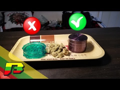 The Difference Between a $4 and a $40 Grinder | BammerTV