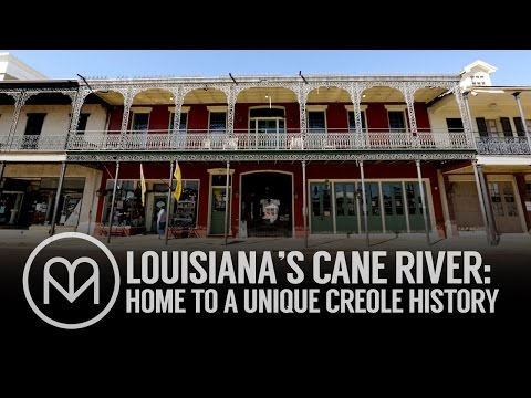 Louisiana's Cane River: Home to a unique Creole history