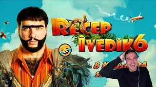 Italian Reaction To 🇹🇷 Recep İvedik 6 - Fragman