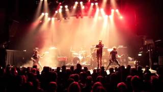 Poison The Well - Zombies Are Good For Your Health (live) [HD]