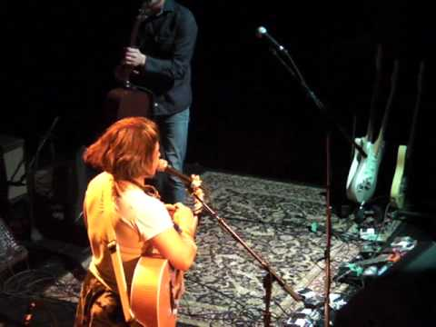 Daphne Willis At The Kessler Theater In Dallas, Texas