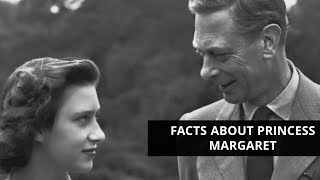 """The Queen's """"rebel sister"""": Facts about Princess Margaret"""