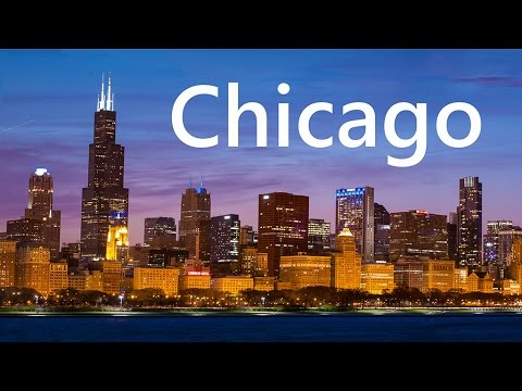 Chicago Timelapse |  Chicago Downtown in Motion | Top 10 Visited  Discover Skyline Travel