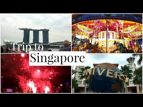 TRAVEL VLOG l SINGAPORE 2018