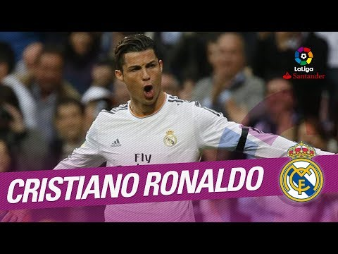 Cristiano Ronaldo Best Goals & Skills LaLiga Santander