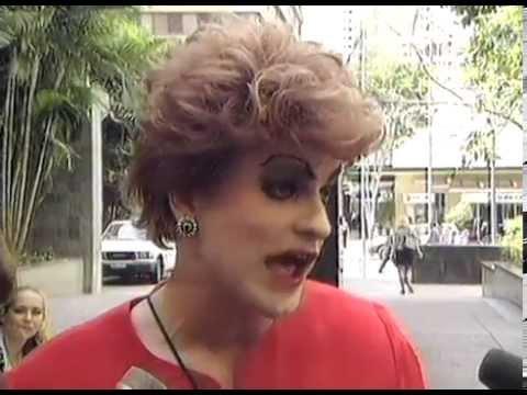 Pauline Pantsdown Controversy