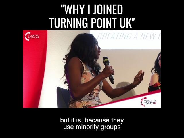 Why I Joined Turning Point UK