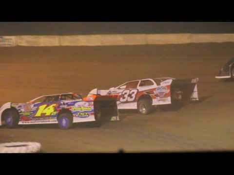 MVI 6865 STUART SPEEDWAY 7/3/2016 LATE MODEL FEATURE