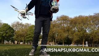 DJI Phantom 4 & 4 Pro How to Calibrate Vision Positioning System