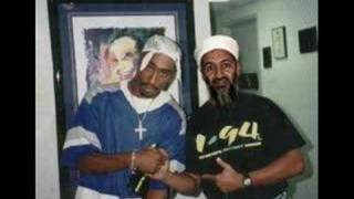 2pac Shakur & Osama Bin Laden are alive 2 of America
