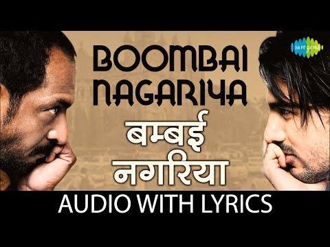 Bombai Nagariya With Lyrics   Taxi No 9211   John Abraham, Nana Patekar  Vishal Dadlani, Bappi Lehri
