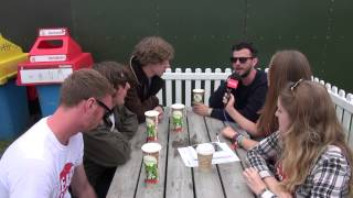Backstage at Reading: Interview with Narcs