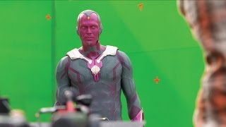 Concept of Vision Featurette - Marvel's Avengers: Age of Ultron