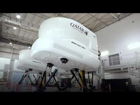 Qatar Airways Integrated Training Centre