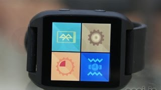 SmartQ Z review affordable Smartwatch for $99