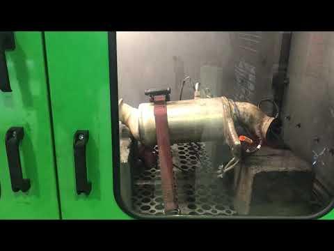 Volkswagen Amarok DPF Cleaning - Viking Mechanical