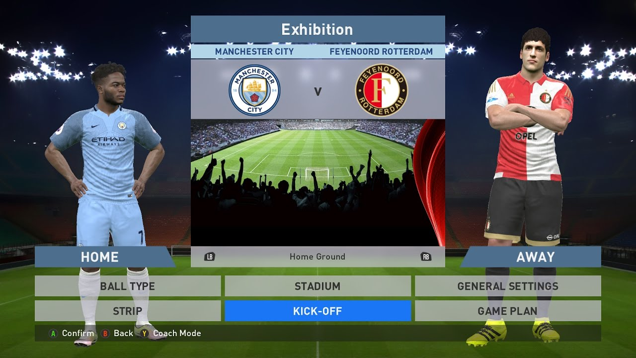 Image result for manchester city vs feyenoord