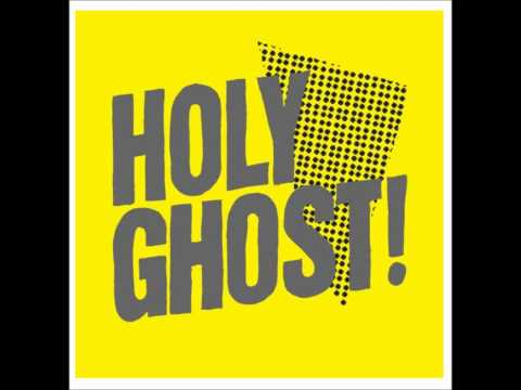 Holy ghost wait and see (Music)