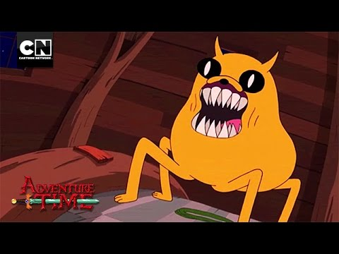 Demon Disguises I Adventure Time I Cartoon Network